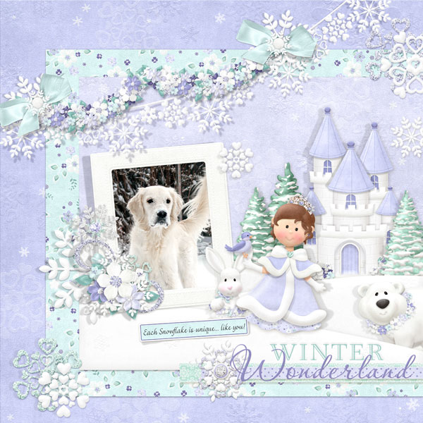 FQB - Snow Princess Collection - Click Image to Close
