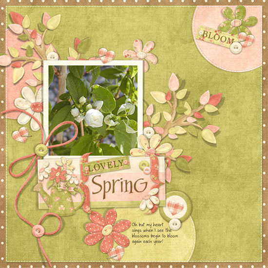 FQB - Spring Whimsy Collection - Click Image to Close