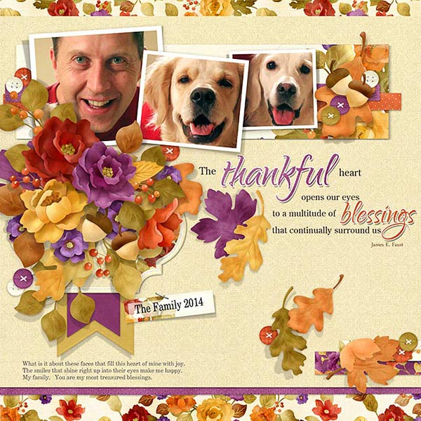 FQB - Thankful Collection - Click Image to Close