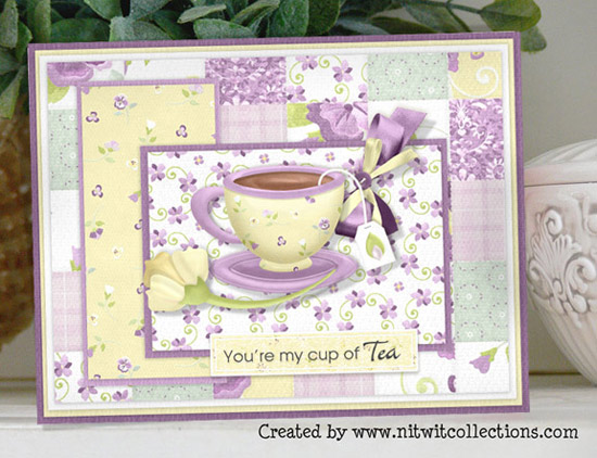 FQB - Time for Tea Collection - Click Image to Close
