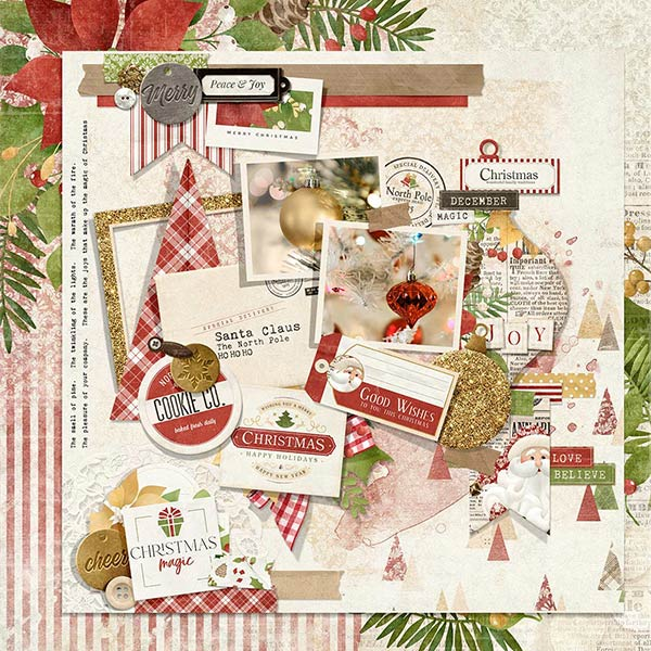FQB - Vintage Christmas Collection - Click Image to Close