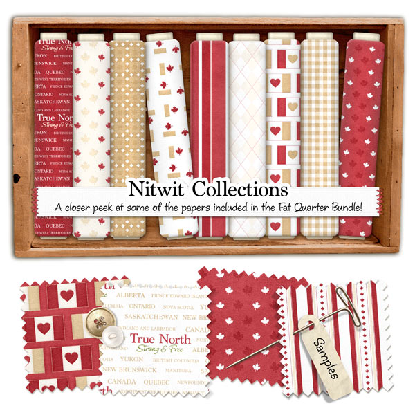 Nitty Bitty - Oh Seven Oh One Mini Kit - Click Image to Close
