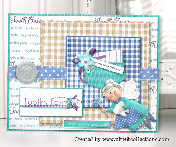 Nitty Bitty - Tooth Fairy Mini Kit - Click Image to Close
