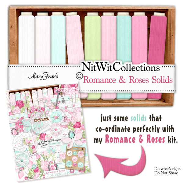 Bundled - Romance & Roses Collection - Click Image to Close